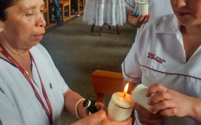 Ceremonia de Imposición de Uniformes Estudiantes Enfermería 2do. Semestre