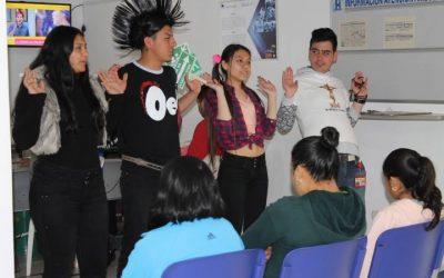 Estudiantes Enfermería 3 Semestre Trabajando en Conjunto Con El Hospital Civil de Ipiales